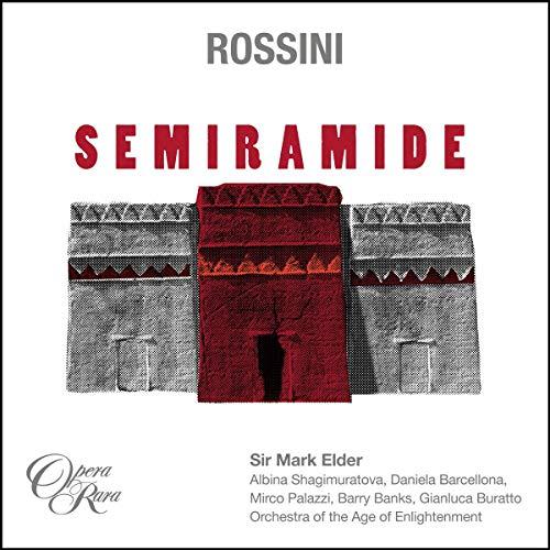 Where to find opera rara semiramide?