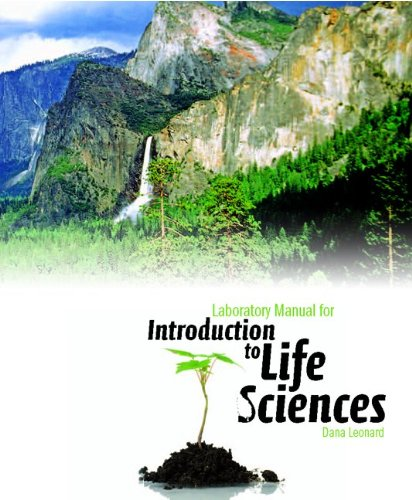 LSC CPSU (WILLOW INTERNATIONAL CENTER) BIO3:   Laboratory Manual for Introduction to Life Sciences