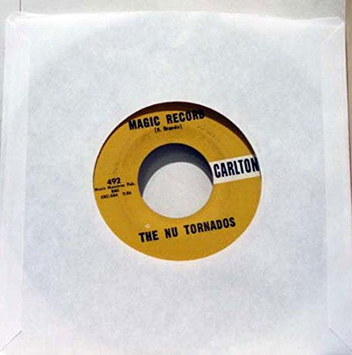 (THE NU TORNADOS MAGIC RECORD - PHILADELPHIA U.S.A. 45 rpm single)