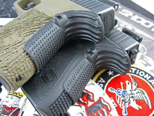 Force Grips (New Grip Force Gen 1 2 3 Glock BeaverTail Adapter 17, 19, 22, 23, 24, 31, 32, 34, 35, 37, 38)