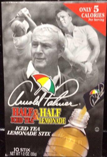 - Arizona Arnold Palmer Half & Half Iced Tea Lemonade 10 Stix (Pack of 10)