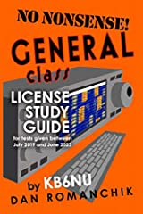 The No-Nonsense series of amateur radio license study guides has become famous for helping people pass the tests. Written in a simple, easy-to-understand style, this study guide will help you upgrade to General Class in no time. This study gu...