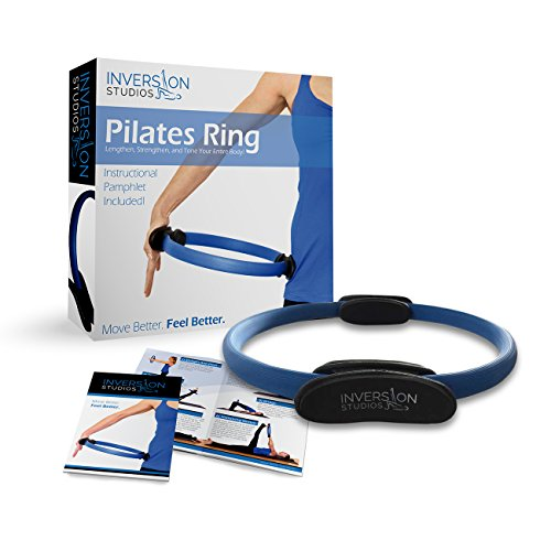 Pilates-Ring-Best-Magic-Circle-for-Resistance-Toning-in-Pilates-Yoga-Perfect-for-Fitness-Training-Includes-Instructional-Pamphlet-and-Video-Access-Inversion-Studios