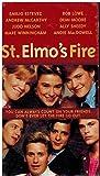 St. Elmo's Fire VHS Tape