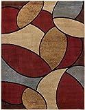 "Maxy Home PA-4579-3 X 5"" Area Floor Rugs"