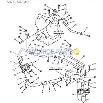 Dump Truck Hydraulic Pump Diagram