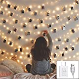 Tools & Hardware : Twinkle Star 200 LED 66ft Fairy Copper String Lights USB and Adapter Powered with 9 Modes & Timer, Home Lighting Decor for Indoor Outdoor Bedroom Wall Patio, Warm White