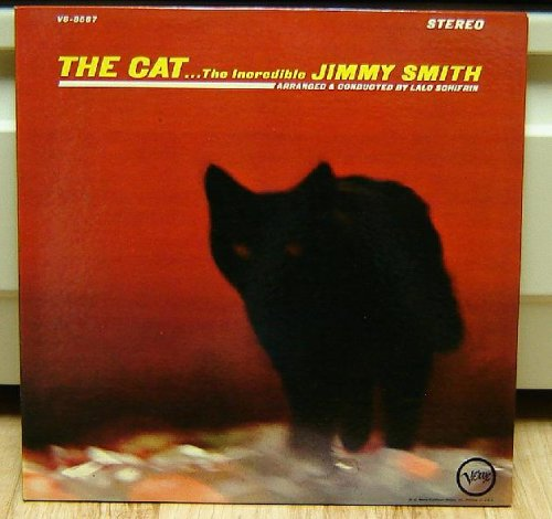 THE CAT...The Incredible Jimmy Smith, Gateleg Lp