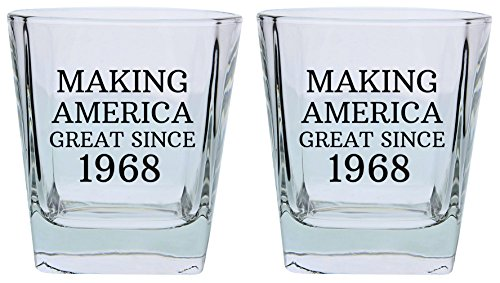 50th Birthday Gifts For Dad Mom Making America Great Since 1968 Republican Conservative Party