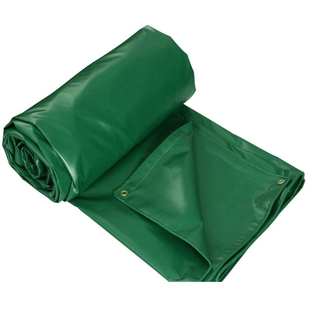 3X3M  GZW001 Auvent à Usage intensif, BÂche imperméable en polyéthylène tressé Haute densité, RevêteHommest d'item, Décoration de Jardin, Camping en Plein air, Tente de Camping, Options Multi-Taill