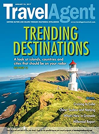 Travel Agent: Amazon com: Magazines