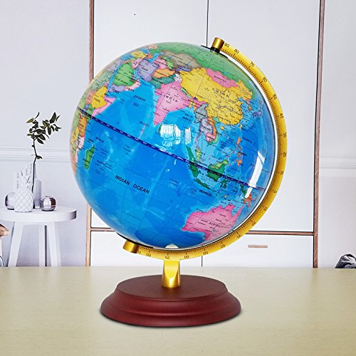 Desertcart oman mr earth buy mr earth products online in oman globe world antique globes mrearth desktop world globe globes world map desktop world globe base educational gift gumiabroncs Choice Image