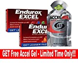 PACIFIC HEALTH LABS ENDUROX EXCEL, 60 CAP