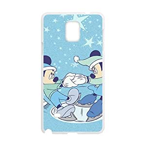 Happy Mickey Mouse Phone Case for samsung galaxy note4 Case