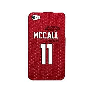 Teen Wolf Scott McCall inspired jersey beacon hills lacrosse iPhone 4 and iPhone 4s Custom Case - iBrandusa