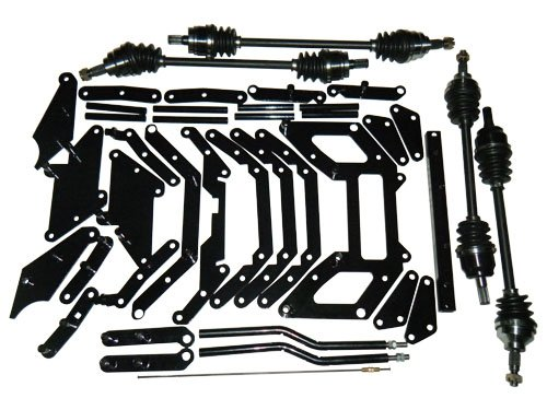 Amazon Com Superatv Lkh8 6 Inch Lift Kit With Axles For Honda