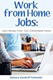 Work From Home Jobs: Earn Money From Your Comfortable Home