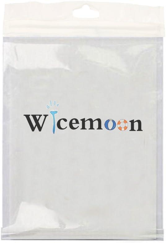 Wicemoon Porte Cl/é Rouge /à l/èvres Rouge /à l/èvres Porte Cl/é pour Femme Sac Porte Cle pour Voiture//T/él/éphone//Mariage//Pochette