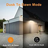 LEPOWER 3500LM Dusk to Dawn LED Security Lights