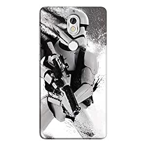 Cover It Up - Stormtrooper Fade Nokia 7 Hard Case