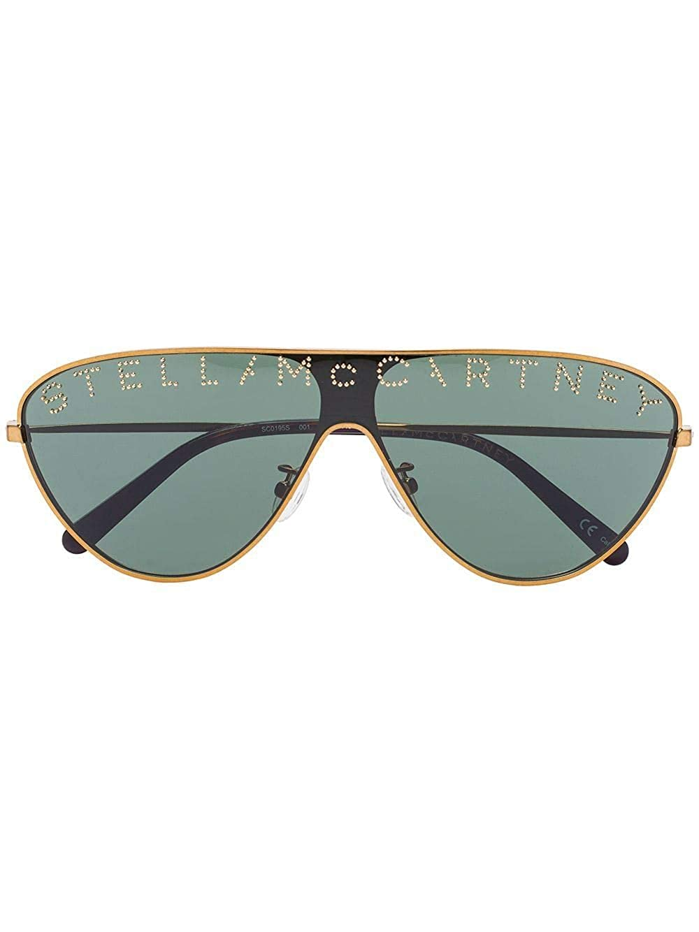 Luxury Fashion | Stella Mccartney Mujer Sc0195s001 Oro Gafas ...