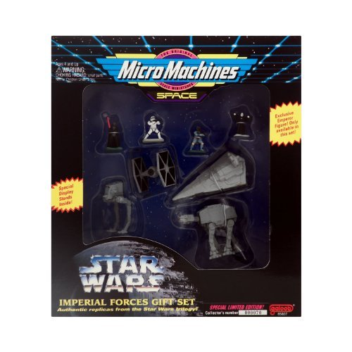 (Micro Machines Star Wars Imperial Forces Gift Set)