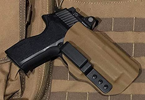 MIE Productions IWB Holster with RMR: FNH FNX 45 Tactical