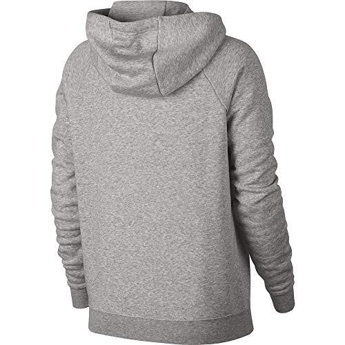 Sweat Pâle Hbr shirt Hoodie Femme gris blanc W Gris Nike Rally Nsw Chiné OPqTXwnf