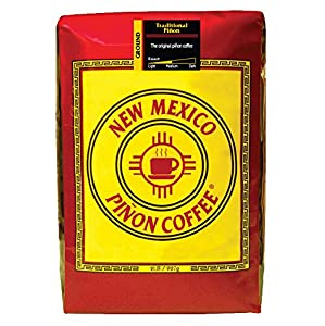 New Mexico Piñon Coffee Traditional Piñon, Ground, 2lb