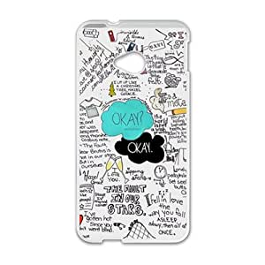 VOV Okay Hot Seller Stylish Hard Case For HTC One M7