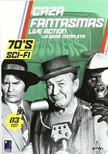 Cazafantasmas Live Action - La Serie Completa [DVD]
