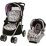 Graco Dynamo Lite Classic Connect Travel System, Paige