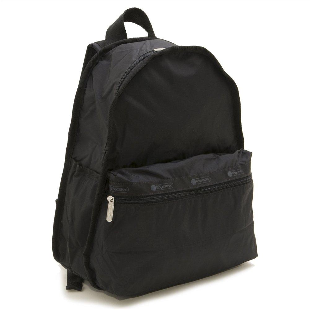 (レスポートサック) LeSportsac リュックサック 7812 Basic Backpack レディース [並行輸入品] B06XV96QSP ブラック ブラック