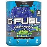 G Fuel Sour Blue Chug Rug Tub (40 Servings) Elite Energy and Endurance Formula Inspired by Faze Rug 10.44 oz.