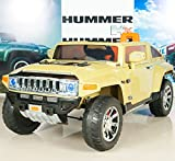 ride on toys hummer - Hummer HX Kids Ride On Truck/Car 12V Electric Powered Wheels with RC Remote Control - Olive