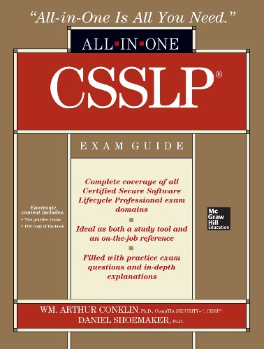 Download CSSLP Certification All-in-One Exam Guide Pdf