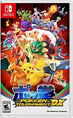 Pokkén Tournament DX - Nintendo Switch from Nintendo