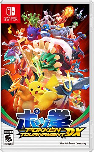 Pokken Tournament DX - Nintendo Switch [Digital Code] (Xenoverse 2 Best Moves)