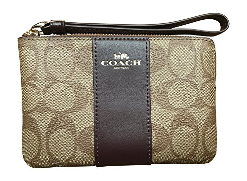 Coach Signature PVC Leather...