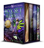 Away From Whipplethorn Series Box Set (Books 1-3, plus a bonus prequel)