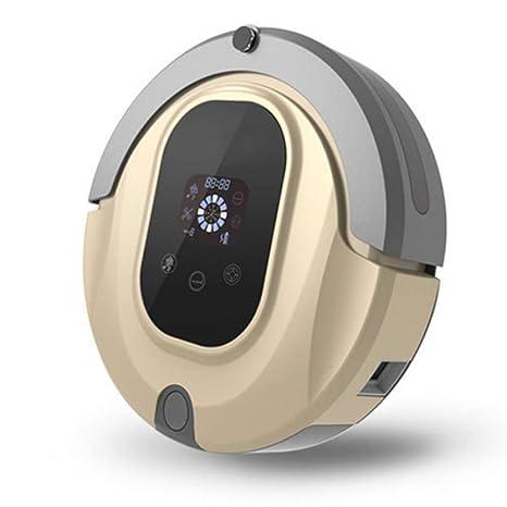 XLUOYI Robot Aspirador, Robot Hoover Para Alfombras Con Funciones De ...