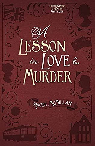 A Lesson in Love and Murder (Herringford and Watts Mysteries) (Guide To Murder)