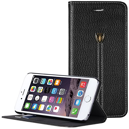 iPhone BENTOBEN Leather Kickstand Protective