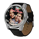 Custom Watches for Men with Photo Personalized...
