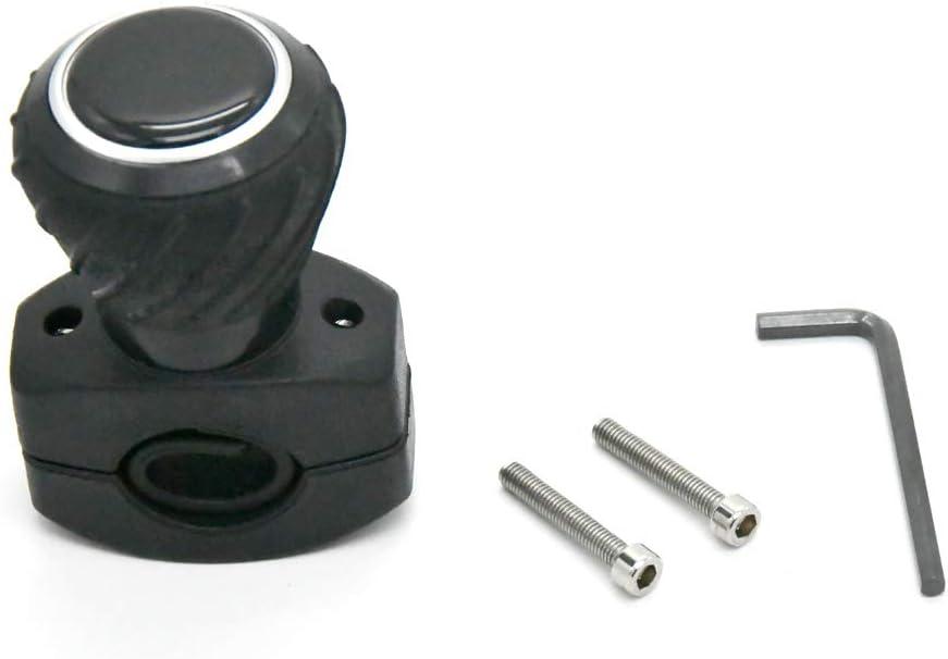 BX Series Sub-Compact L Series M Series TY26583 Deluxe Steering Wheel Spinner Knob for Kubota B Series RTV Series Tractor