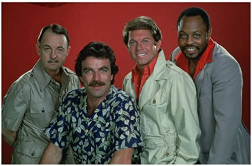 Who plays higgins on the new magnum pi