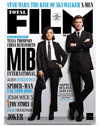 Total Film Issue 285 : May 2019 : MIB International ()