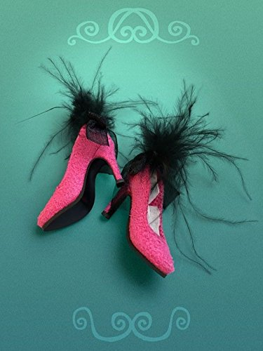 Back Bow Pumps by Wilde Imagination Tonner Doll Ellowyne Wilde Shoes