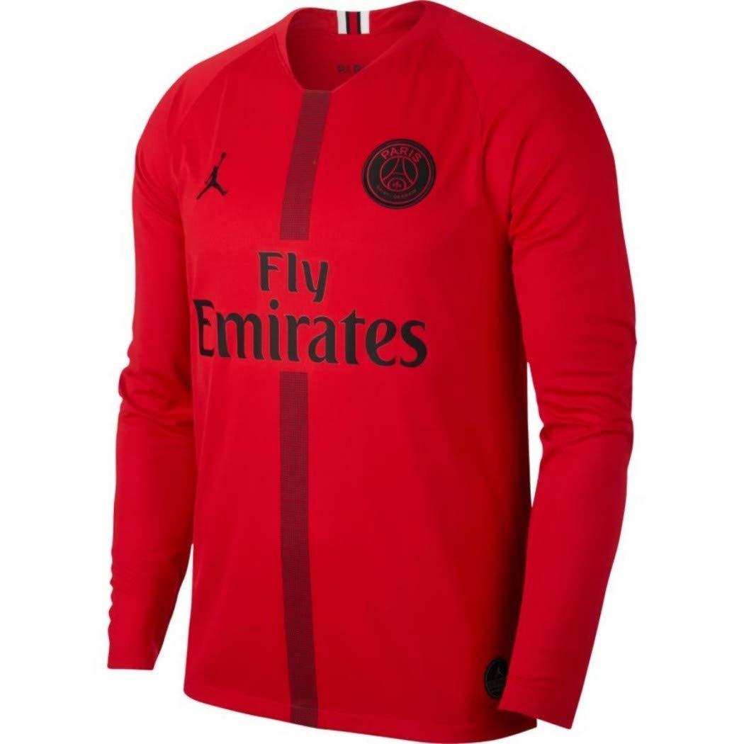 9fd2c4cd7a3 Amazon.com : Nike PSG Champions League Home Goalkeeper Jersey 2018/2019 :  Sports & Outdoors