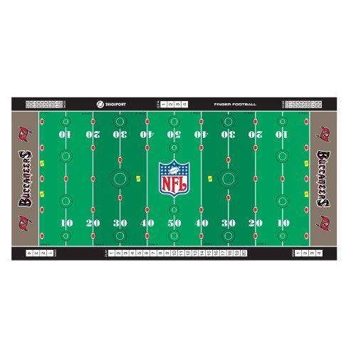- NFL Tampa Bay Buccaneers Finger Football Game Mat